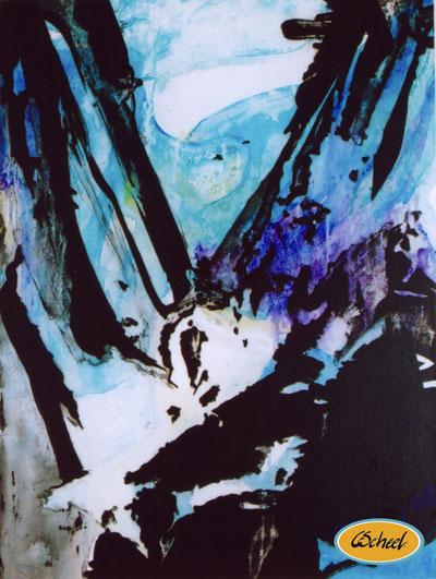 Organsik abstraktion